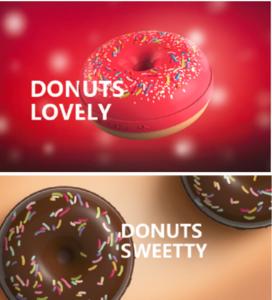 Donuts 甜甜圈暖手宝